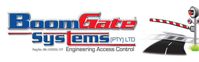 Boom Gate Systems Logo Image